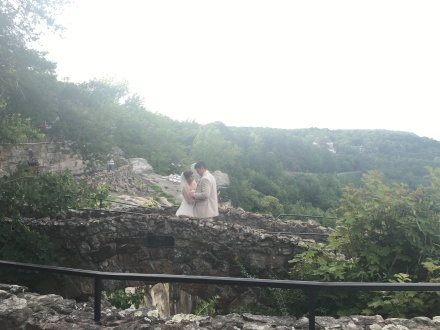Rock City Wedding
